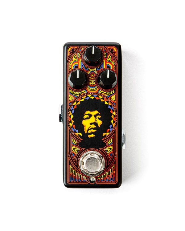 Dunlop Authentic Hendrix '69 Psych Band of Gypsys Fuzz Pedal