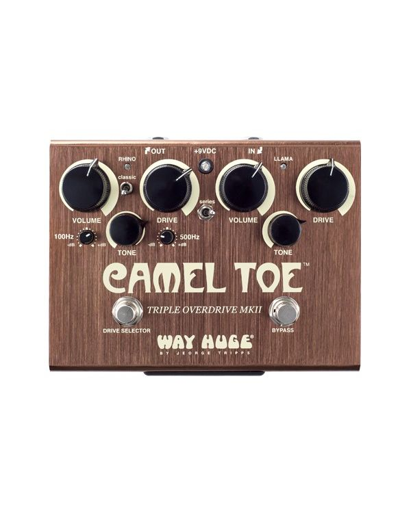 Way Huge - Camel Toe Triple Overdrive Pedal