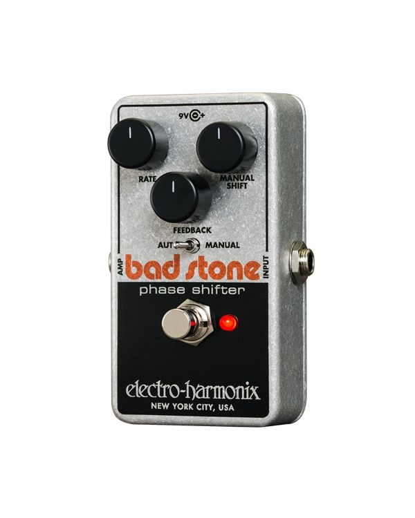 Electro Harmonix Bad Stone Analogue Phaser Guitar Effects Pedal