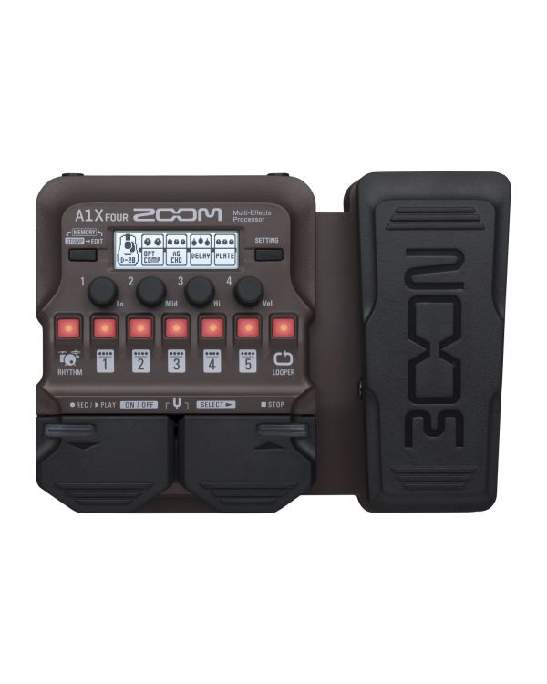 Zoom A1X FOUR Multi-Effects Processor