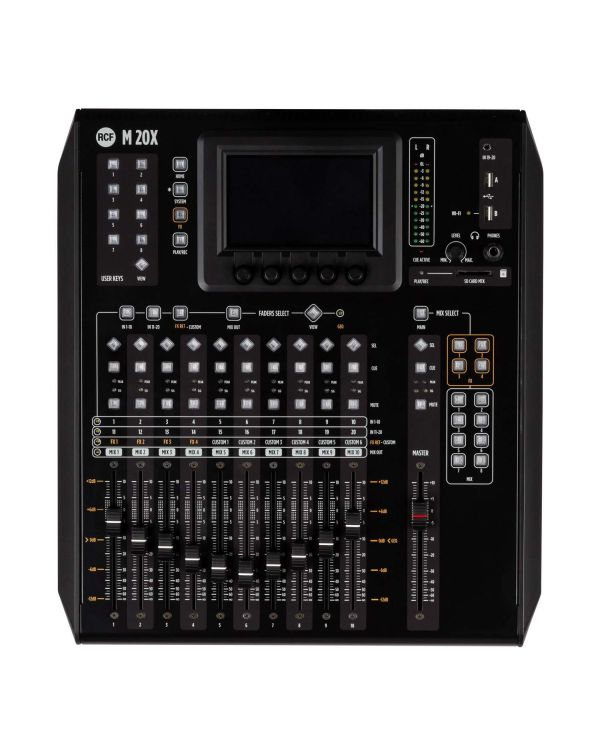 RCF M 20X Desktop Digital Mixer
