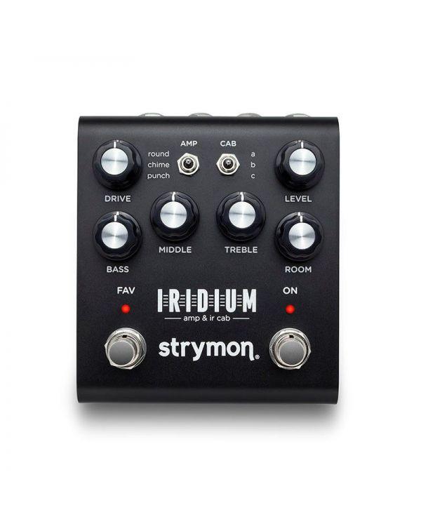Strymon Iridium Amp and IR Cab Simulator Pedal