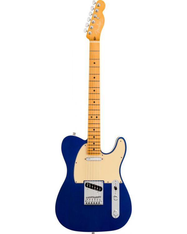 Fender American Ultra Telecaster, MN, Cobra Blue