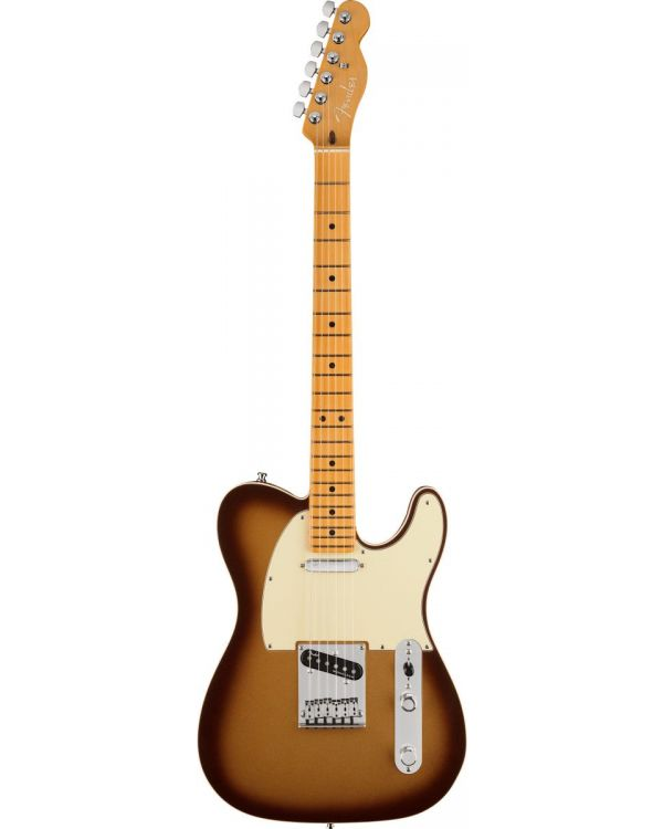 Fender American Ultra Telecaster, MN, Mocha Burst