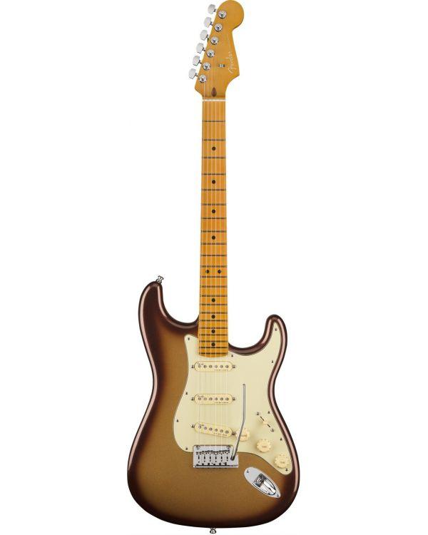 Fender American Ultra Stratocaster, MN, Mocha Burst