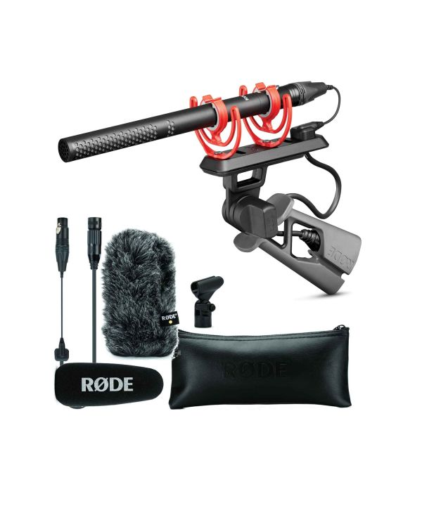 Rode NTG5 Broadcast Shotgun Microphone Kit