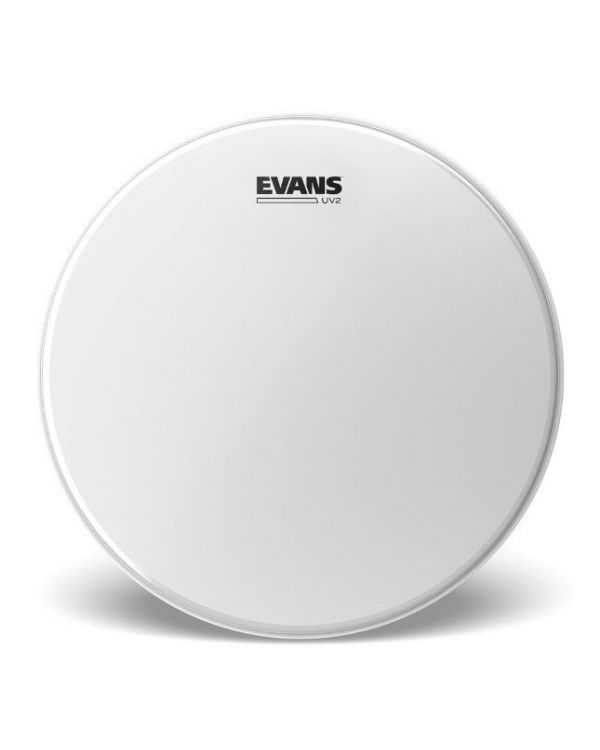 Evans UV2 Coated Drumhead 10 Inch