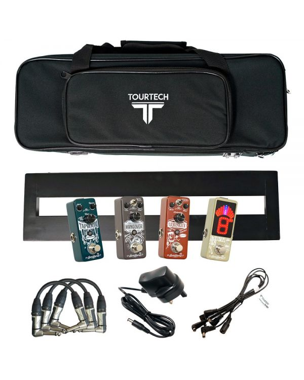Landlord FX Starter Pack with Pedalboard