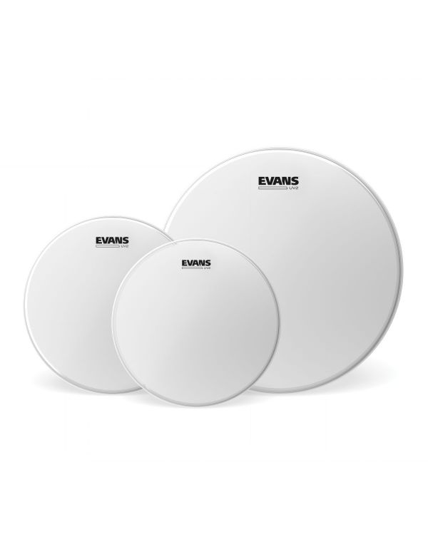 Evans UV2 Coated Tom Pack - Fusion
