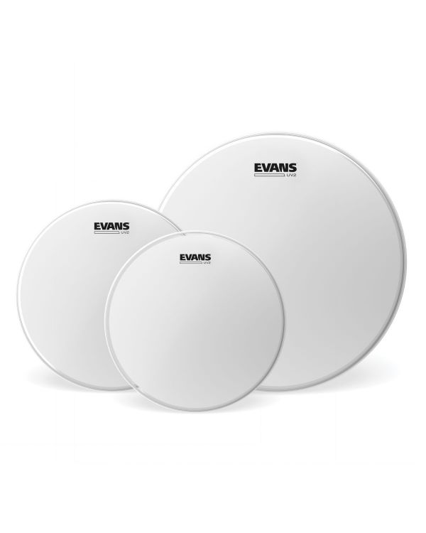 Evans UV2 Coated Tom Pack - Standard