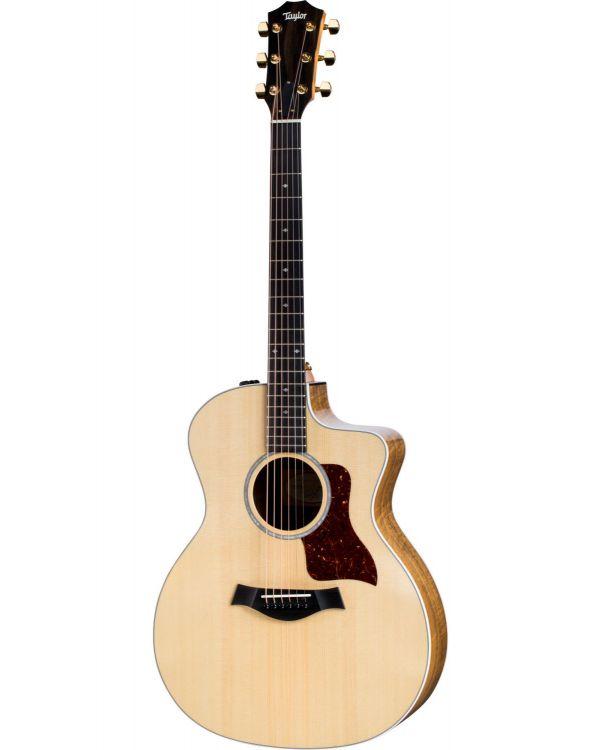 Taylor 214ce-FO DLX LTD Electro-Acoustic Guitar