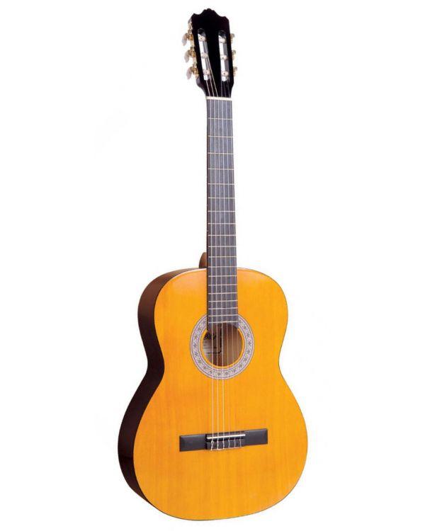 Encore 4/4 Size Classical Guitar, Natural