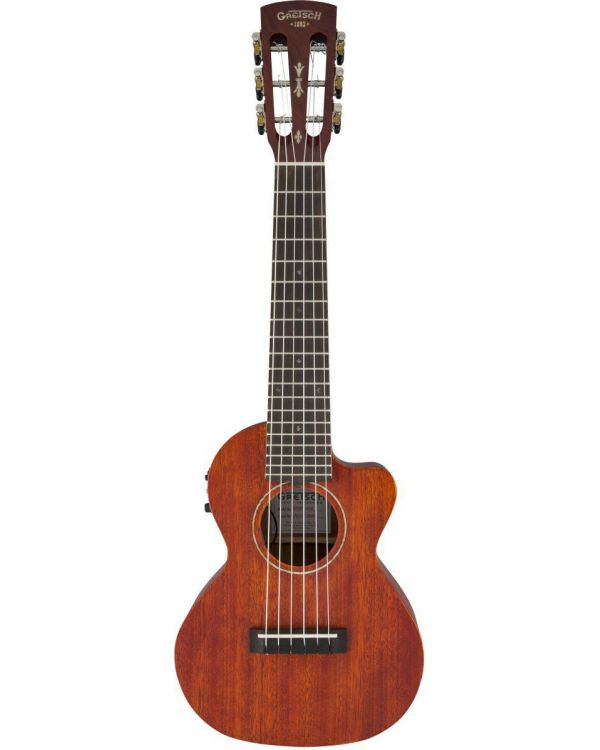 Gretsch G9126 A.C.E. Guitar-Ukulele Acoustic CE Honey Mahogany Stain