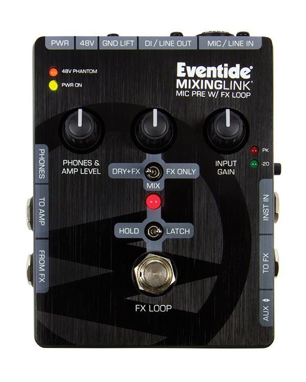 Eventide MixingLink Mic Preamp w FX Loop