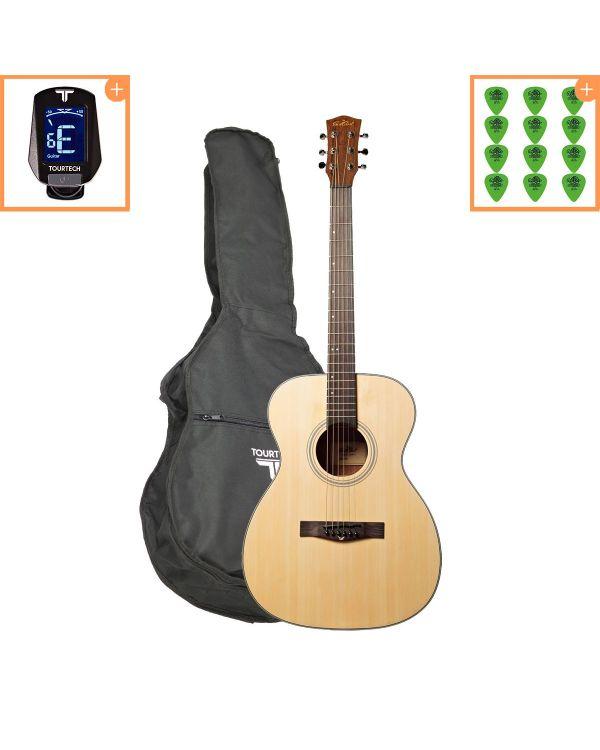 Eastcoast G1 Grand Auditorium Acoustic Guitar Starter Pack