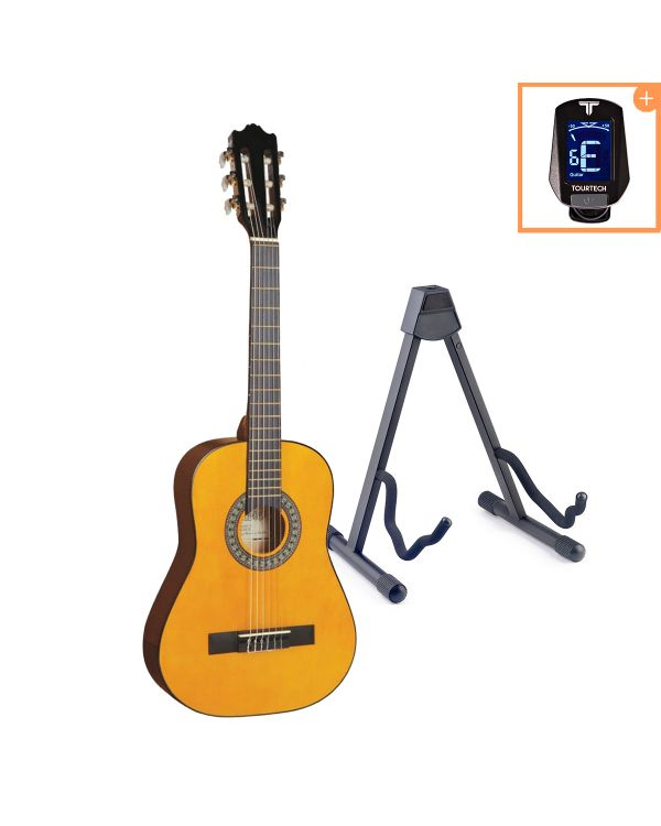 1/2 Size Classical Guitar Starter Pack