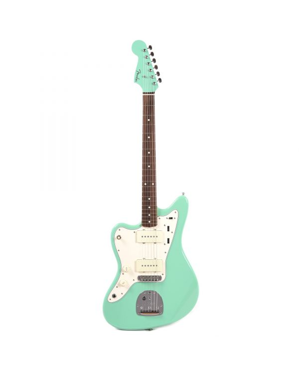Fender Japan Traditional 60s Jazzmaster Left Hand, Surf Green
