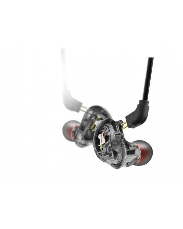 Stagg SPM-235 High-resolution, Sound-isolating In-Ear-Monitor, Black
