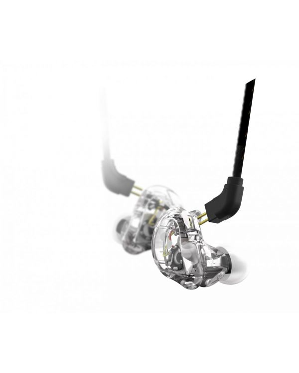 Stagg SPM-235 High-resolution Sound-isolating In-Ear-Monitors, Trans
