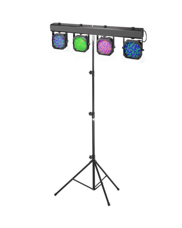 Cameo LED Par Bar Kit with SLS6 Lighting Stand