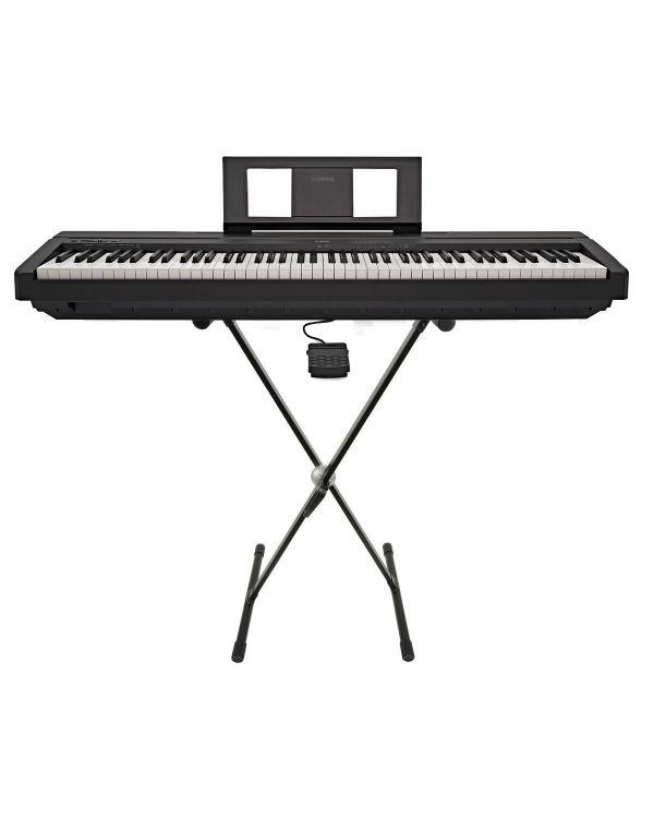 Yamaha P-45 Keyboard Bundle with Stand