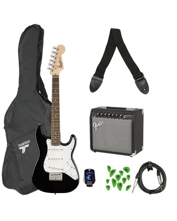 Kids Electric Guitar Starter Pack Mini Stratocaster