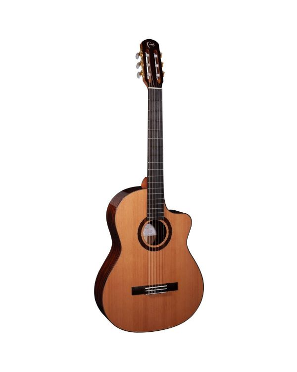 Faith Lyra Nylon String Cutaway Electro Guitar