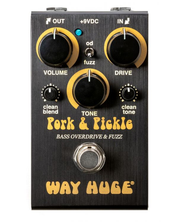 Way Huge Smalls Pork and Pickle Bass OD and Fuzz