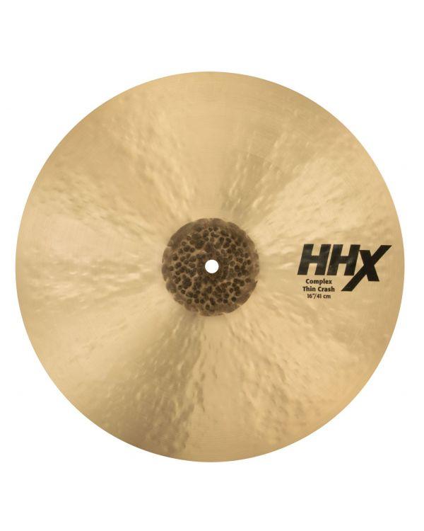 Sabian HHX 16 inch Complex Thin Crash
