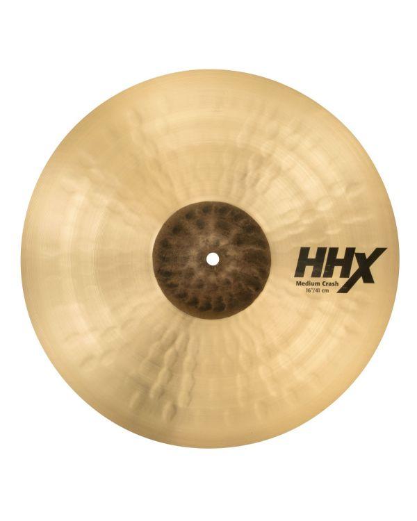 Sabian HHX 16 inch Medium Crash