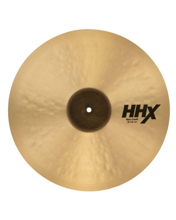 Sabian HHX 18 inch Thin Crash