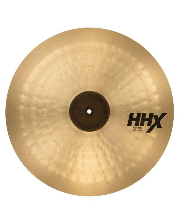 Sabian HHX 21 inch Thin Ride