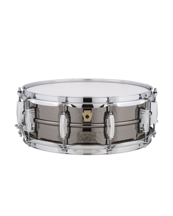 "Ludwig Hammered Black Beauty 14"" x 5"" Snare Drum"