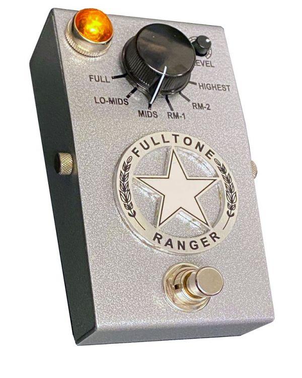 Fulltone Ranger Custom Shop Booster Pedal