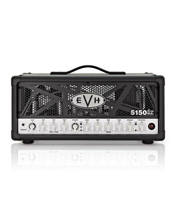 EVH 5150 III 50W 6L6 Head, Black
