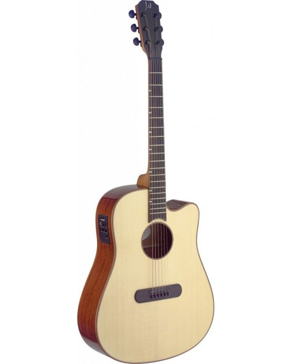 James Neligan LIS-A FI Grand Auditorium Electro Acoustic Guitar