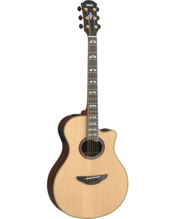 Yamaha APX1200 II Electro Acoustic Guitar, Natural