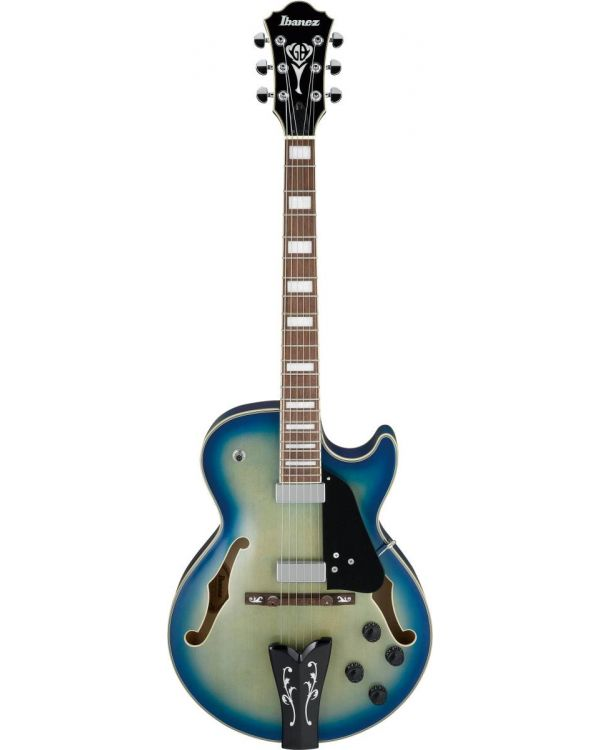 Ibanez GB10EM-JBB GB Electric Guitar, Jet Blue Burst