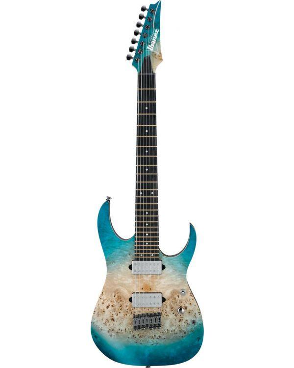 Ibanez RG1127PBFX-CIF RG Premium Electric Guitar, Caribbean Islet