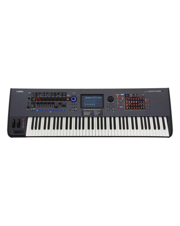 B Stock Yamaha Montage 7, 76 Key Synthesizer
