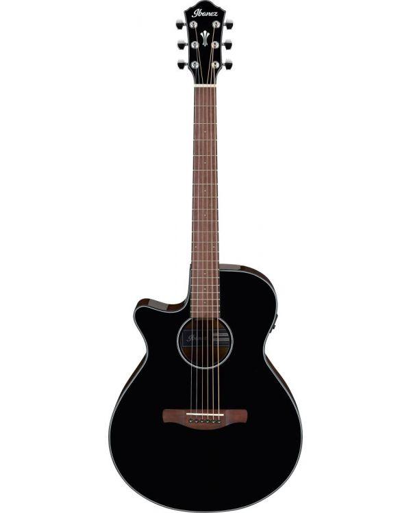 Ibanez AEG50L Left Handed Electro-Acoustic Guitar Black