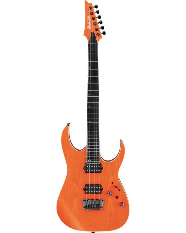 Ibanez RGR5221 RGR Prestige Electric Guitar Transparent Fluorescent Orange
