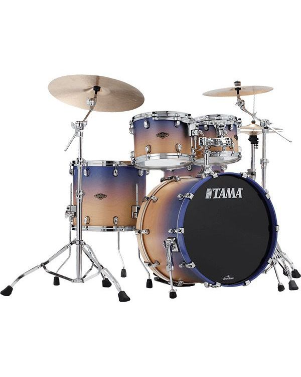 Tama Starclassic Walnut Birch 5pc Shell Pack Purple Atmosphere Fade