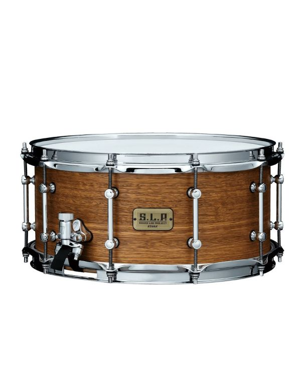 Tama SLP Bold Spotted Gum Snare Drum 14 x 6.5 Inch