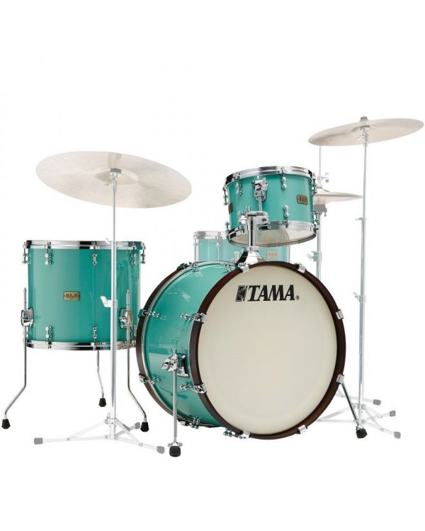 Tama SLP Fat Spruce 3-Piece Shell Pack Turquoise