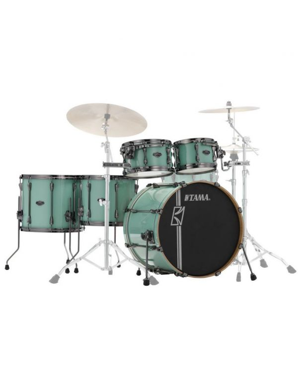 Tama Superstar Hyper-Drive Maple 5-Piece Shell Pack Sea Foam Green
