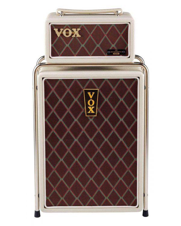 Vox MSB50 Mini Superbeetle Audio Bluetooth Speaker, Ivory