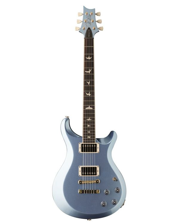 PRS S2 McCarty 594 Thinline Electric Guitar Frost Blue Metallic