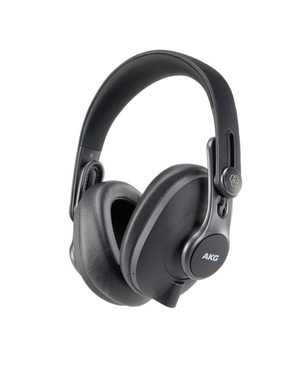 AKG K371-BT Professional Studio Bluetooth Headphones