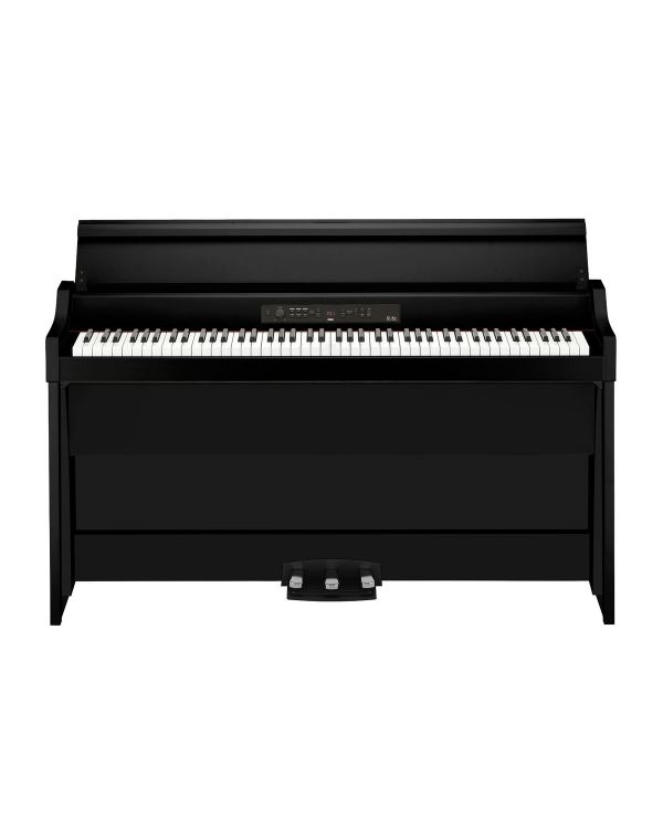 Korg G1B AIR-BK Digital Home Piano, Black